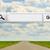 menselijke · hand · Zoek · bar · browser · turkoois · wateroppervlak - stockfoto © cherezoff