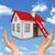 huis · model · verkoop · tag - stockfoto © cherezoff