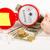 água · piggy · bank · numerário · vermelho · dinheiro · fundo - foto stock © cherezoff