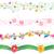 roze · Rood · witte · zomerbloemen · kaart · papier - stockfoto © cherju
