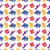 vector seamless cartoon colorful gifts christmas texture isolate stock photo © cherju