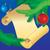 Natale · scorrere · vintage · illustrazione · albero · design - foto d'archivio © cherju