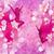 três · urbano · moderno · dança · mulheres · rosa - foto stock © cherju