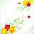 pintura · amarillo · campo · pincel · flor · primavera - foto stock © cherju