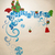 Рождества · 3d · текста · Vintage · стиль · иллюстрация · бумаги - Сток-фото © cherju