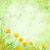 lichtgroen · illustratie · gele · bloemen · Pasen · voorjaar · gras - stockfoto © cherju