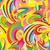 roze · haardroger · Geel · papier · haren · achtergrond - stockfoto © cherju