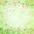 groene · bloemen · grens · papier · textuur - stockfoto © cherju