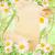 daisy · bloemen · groen · gras · oud · papier · scroll · illustratie - stockfoto © cherju