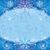 christmas vintage snowflake card  foto stock © cherju