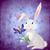 Pascua · conejo · grunge · papel · verde · naturaleza - foto stock © cherju