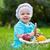 かわいい · 赤ちゃん · 果物 · 幸せ - ストックフォト © chesterf