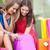 twee · meisjes · show · ander · kopen · mooie - stockfoto © chesterf