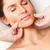 woman receiving face massage stock photo © chesterf