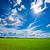 soleil · au-dessus · horizon · ciel · nuages - photo stock © chesterf