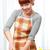 vrouw · sinaasappelsap · keuken · portret · cute - stockfoto © chesterf
