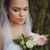 mooie · bruid · meisje · trouwjurk · zomervakantie · mode - stockfoto © chesterf