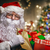 サンタクロース · クリスマス · 贈り物 · 肖像 · 面白い · 幸せ - ストックフォト © choreograph
