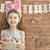 menina · coelho · orelhas · bonitinho · pequeno - foto stock © choreograph