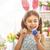 girl wearing bunny ears stock photo © choreograph