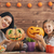 family preparing for halloween stock photo © choreograph