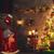 ルーム · 装飾された · クリスマス · 幸せ · 休日 · 美しい - ストックフォト © choreograph