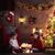 girls decorate the christmas tree stock photo © choreograph