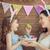 家族 · を祝う · イースター · 母親 · 娘 · 絵画 - ストックフォト © choreograph