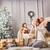 два · Рождества · украшение · дерево - Сток-фото © choreograph