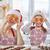 anne · kız · pişirme · birlikte · anne · sebze - stok fotoğraf © choreograph