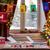 wykonany · ręcznie · poduszka · salon · dekoracji · tekstury · zielone - zdjęcia stock © choreograph