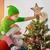 manó · mikulás · karácsony · dekoráció · öreg · fából · készült - stock fotó © choreograph