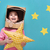 retrato · astronauta · menina · capacete · moda - foto stock © choreograph
