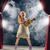 fiatal · zenész · játszik · gitár · jóképű · ül - stock fotó © choreograph
