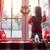 oturma · pencere · neşeli · Noel · mutlu - stok fotoğraf © choreograph