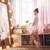 meisje · ballet · jurk · portret · cute - stockfoto © choreograph
