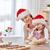 приготовления · Рождества · Печенье · матери · дочь · женщину - Сток-фото © choreograph