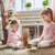 küçük · çocuk · oynama · birlikte · ebeveyn - stok fotoğraf © choreograph