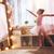 lány · álmok · ballerina · aranyos · kislány · gyermek - stock fotó © choreograph
