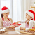 koken · christmas · biscuits · moeder · dochter · vrouw - stockfoto © choreograph