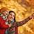 счастливая · семья · осень · ходьбы · матери · дочь · ходьбе - Сток-фото © choreograph