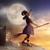 pequeno · bruxa · cabo · de · vassoura · feliz · halloween · bonitinho - foto stock © choreograph