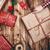 Рождества · красный · золото · рождество - Сток-фото © choreograph
