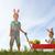 children wear bunny ears stock photo © choreograph