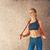 mensen · gymnasium · oefening · vrouw · fitness · gezondheid - stockfoto © choreograph