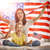 patriotic holiday and happy family stock photo © choreograph