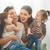 apa · anya · boldog · anyák · napját · kettő · gyerekek · ad - stock fotó © choreograph