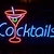 cocktails sign stock photo © chrisbradshaw