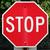 stoptábla · piros · fák · fém · utazás · retro - stock fotó © chrisbradshaw