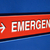 Emrgency Sign stock photo © chrisbradshaw